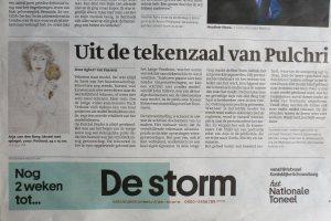tekenzaal artikel Den Haag Centraal