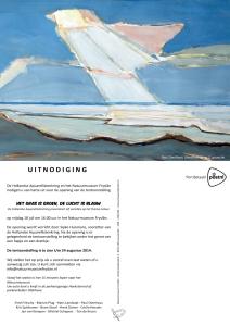 uitnodiging Natuurmuseum Leeuwarden 2