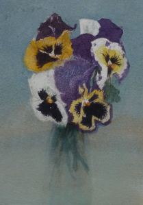 violen zeegroen